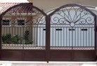 Berala Wrought iron fencing 2